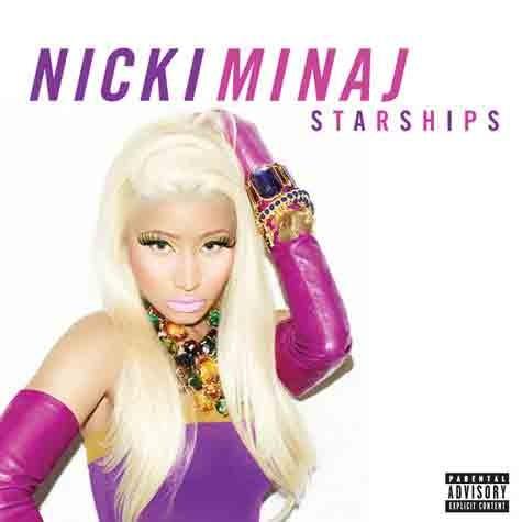 Nicki Minaj Starship