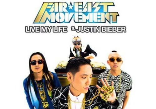 Live My Life Far East Movement Justin Bieber cover
