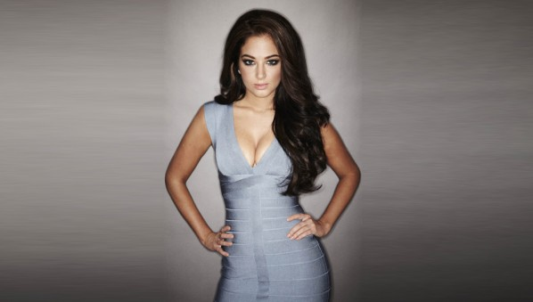 Video ufficiale Young, Tulisa Contostavlos