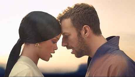 Coldplay-Rihanna