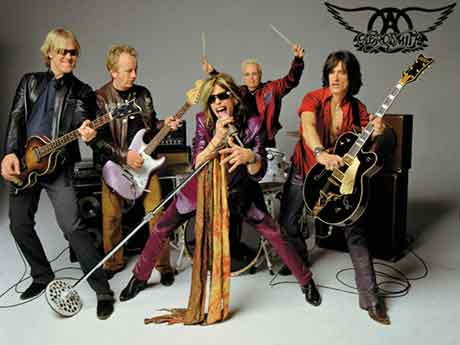 "Aerosmith ""Legendary Child"" Video Ufficiale"
