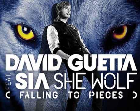 She wolf falling to pieces, è il nuovo singolo di david guetta con la