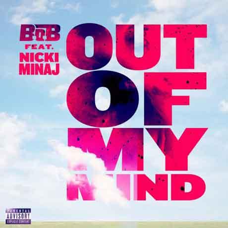 "B.o.B ""Out of My Mind"" Video Ufficiale feat. Nicki Minaj"