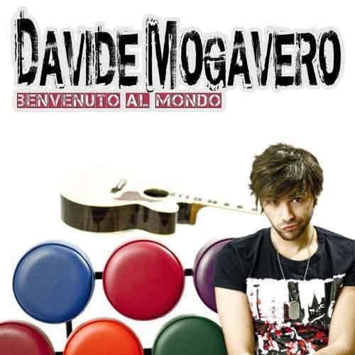 """Davide Mogavero """"Benvenuto Al Mondo"""" album tracklist"""