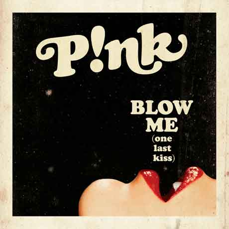 """Pink """"Blow Me (One Last Kiss)"""" Video Ufficiale"""