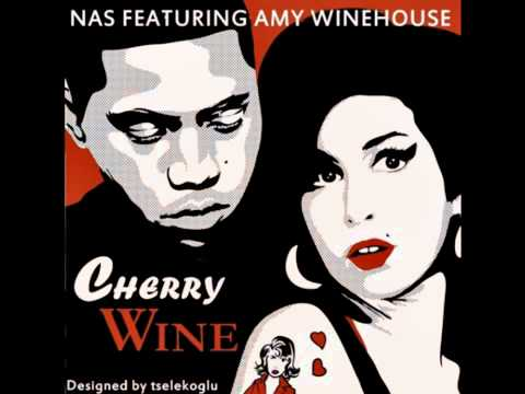 "Nas feat. Amy Winehouse ""Cherry Wine"" audio"