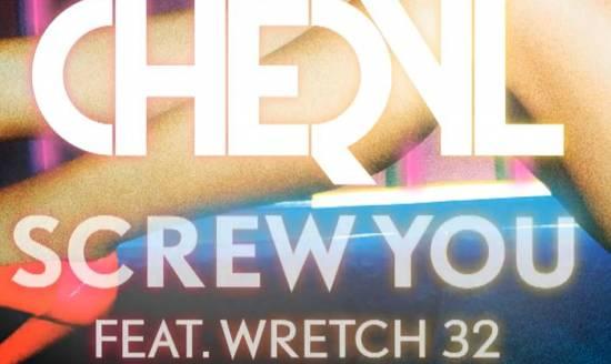 """Cheryl Cole """"Screw You"""": ascolta il nuovo singolo con Wretch 32"""