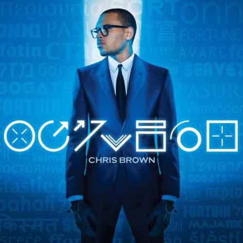 Copertina album Fortune (Chris Brown)