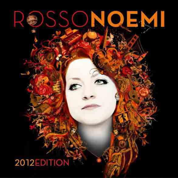 RossoNoemi 2012 Edition - Tracklist Album