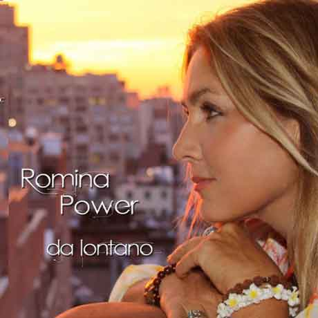 """Romina Power: """"Da lontano"""" tracklist album 2012"""