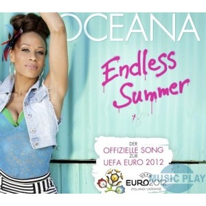 "Oceana ""Endless summer"": video ufficiale inno Euro 2012"