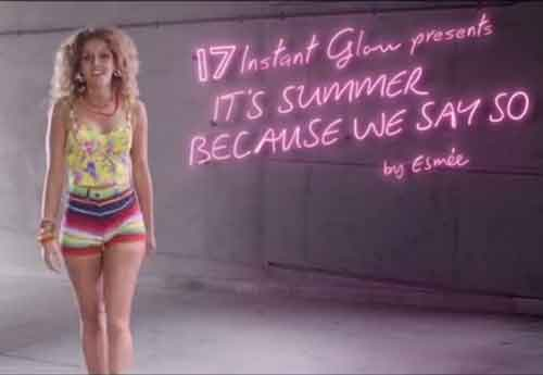 """Esmée Denters: """"It's Summer Because We Say So"""": Video Ufficiale"""
