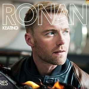 "Ronan Keating ""Fires"": tracklist del nuovo album"