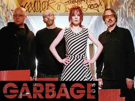 Garbage: il nuovo album è Not Your Kind of People