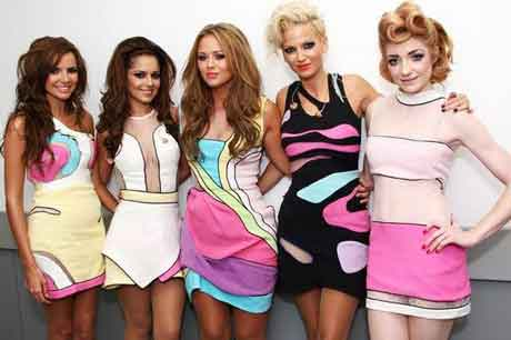 "Girls Aloud ""Something You"" Video Ufficiale"