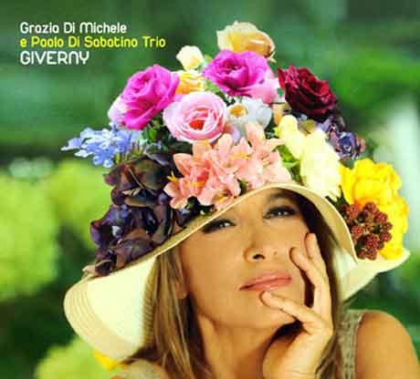 """Grazia Di Michele """"Giverny"""" tracklist album"""