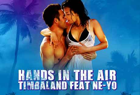 """Timbaland """"Hands In The Air"""" video ufficiale feat. Ne-Yo"""