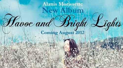 Havoc and Bright Lights | Alanis Morissette | tracklist album 2012
