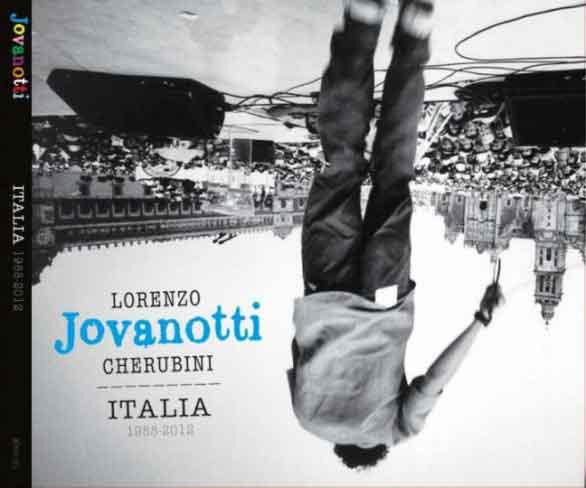 """Jovanotti """"Italia 1988-2012"""": tracklist, copertina e download """"New York for life&quot..."""