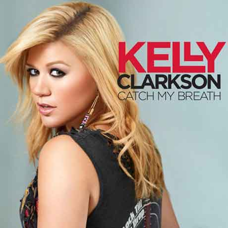 """Kelly Clarkson """"Chatch my breath"""" Video ufficiale"""