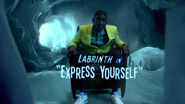 """Labrinth """"Express Yourself"""": Video Ufficiale"""