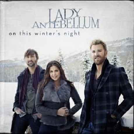 """Lady Antebellum """"On This Winter's Night"""" è l'album natalizio"""
