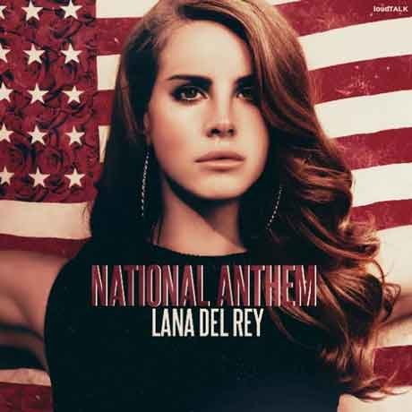 """Lana Del Rey """"National Anthem"""" Video Ufficiale"""