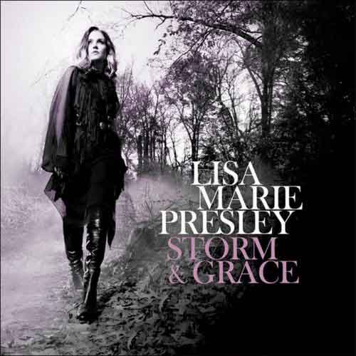 "Lisa Marie Presley ""Storm and Grace"": album tracklist"
