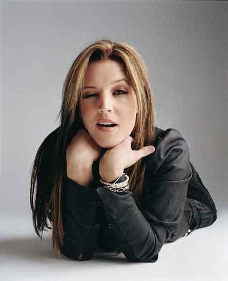 Lisa Marie Presley: il nuovo album è Storm and Grace