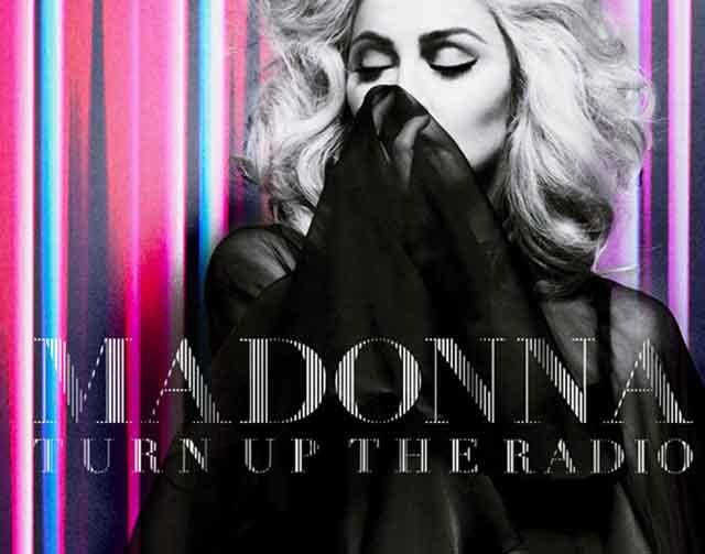 Turn Up The Radio | Madonna | Testo, traduzione e audio del nuovo singolo