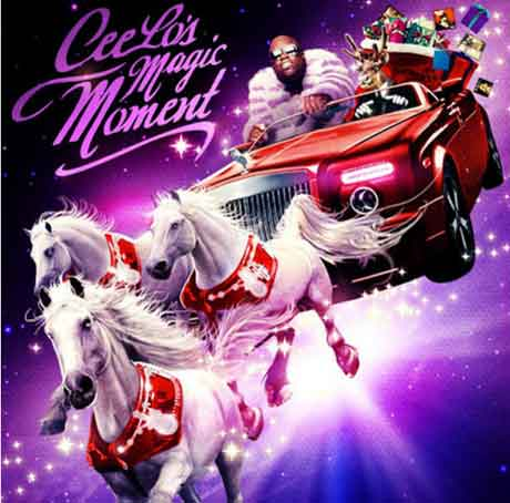 "Cee Loo Green ""Magic Moment"" tracklist album"