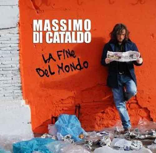 """Massimo Di Cataldo: il nuovo singolo è """"La fine del mondo"""""""