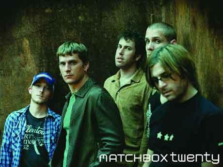 "Matchbox Twenty ""Overjoyed"" video ufficiale"