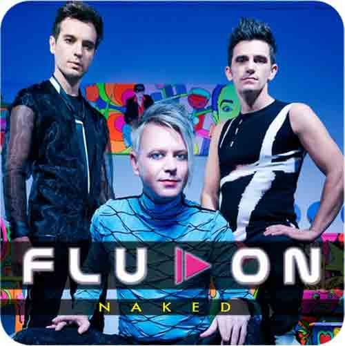 Fluon: Naked il singolo di debutto