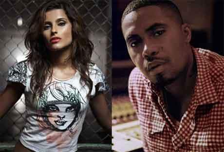 "Nelly Furtado ft. Nas ""Something"" audio nuova canzone"