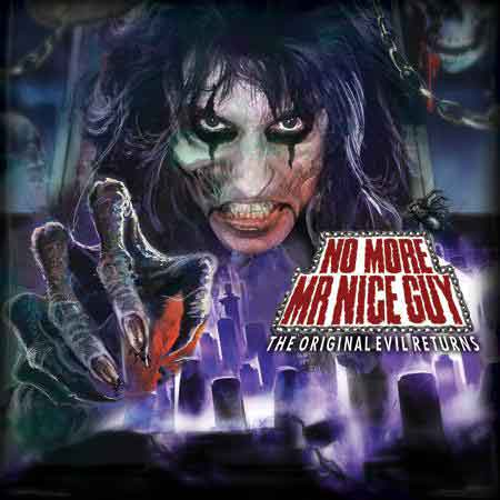 No More Mr Nice Guy Live (Alice Cooper) – Tracklist