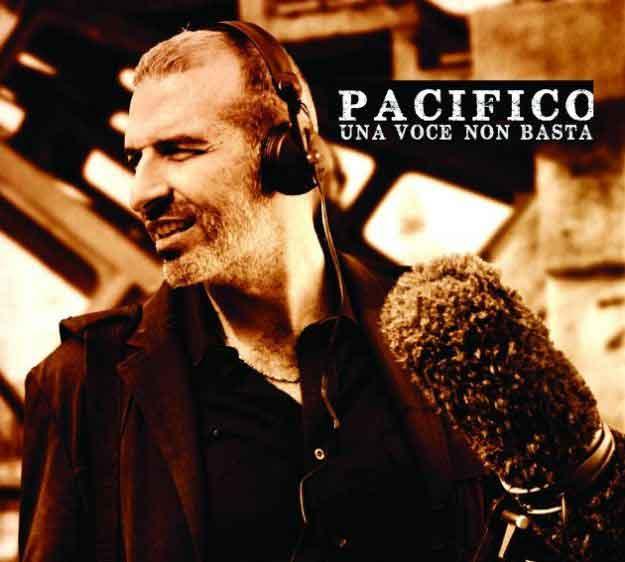 Una voce non basta: tracklist album Pacifico 2012