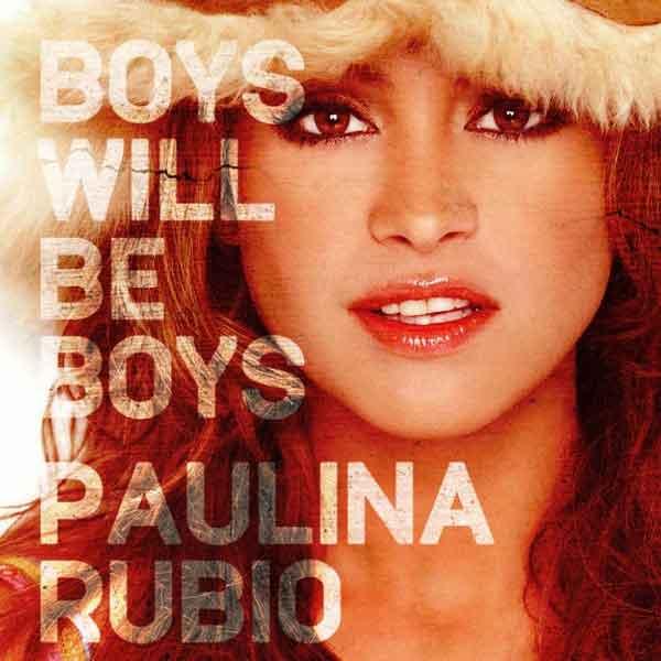 Paulina Rubio | Boys Will Be Boys | Video Ufficiale