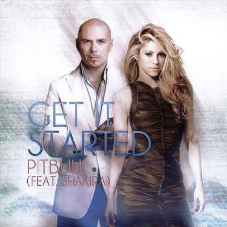 "Pitbull ""Get it Started"" Video ufficiale con Shakira"