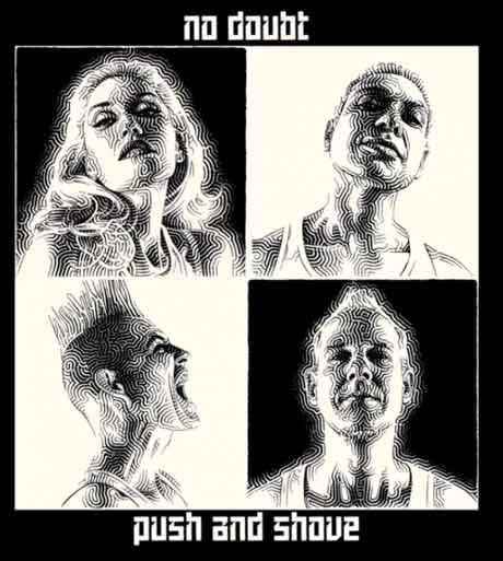 """No Doubt """"Push & Shove"""": tracklist e copertina nuovo album"""