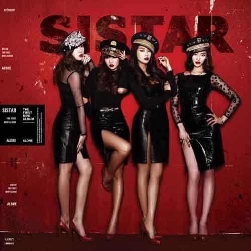 Sistar: Alone   video ufficiale del nuovo singolo
