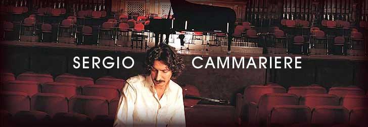 Sergio Cammariere: tracklist album 2012