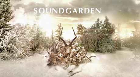 "Soundgarden ""King Animal"" copertina e tracklist nuovo album"