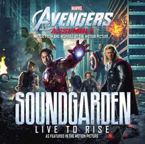 Live To Rise | Soundgarden: testo, audio e video