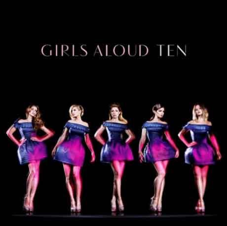 """Girls Aloud """"Ten"""" tracklist del greatest hits"""