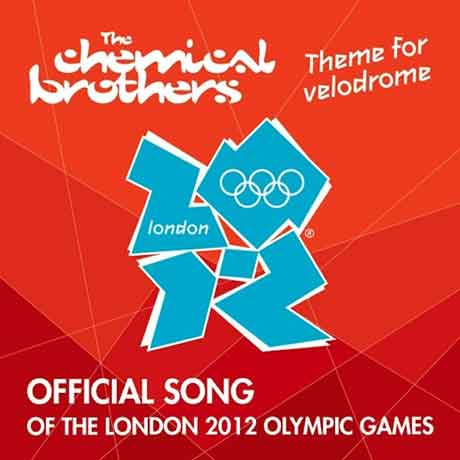 """Chemical Brothers ascolta """"Theme for Velodrome"""" canzone ufficiale ciclismo Olimpiadi 2012"""