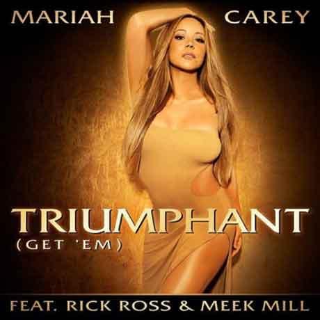 Mariah Carey: Triumphant (Get 'Em) Video Ufficiale feat. Rick Ross, Meek Mill