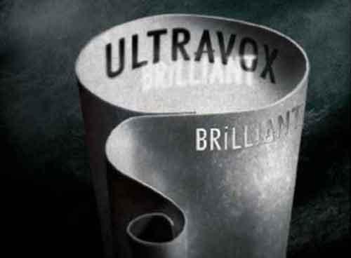 "Ultravox ""Brilliant"": tracklist album 2012"