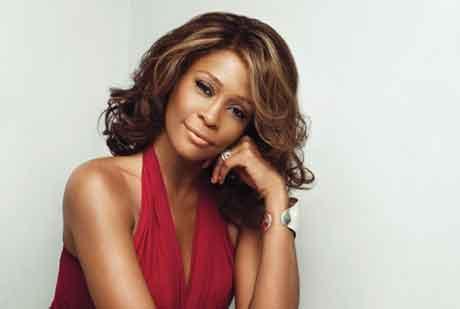 """Whitney Houston: """"Never Give Up"""" lyric video"""