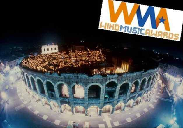 Wind Music Awards 2012 Compilation - Tracklist